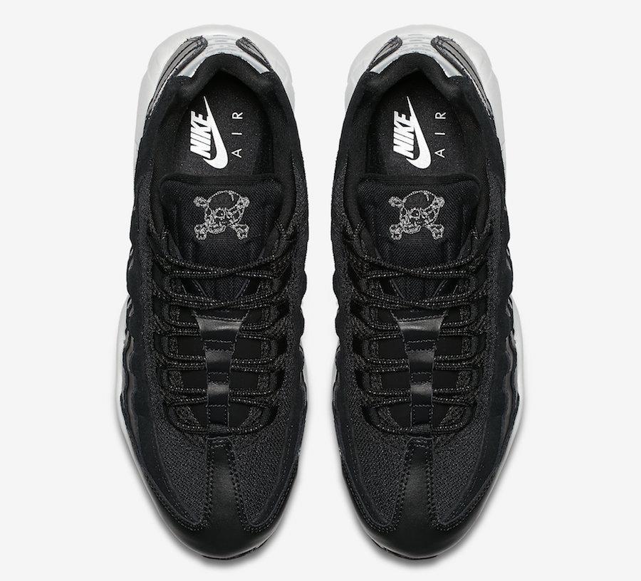 Nike Air Max 95 Skulls Release Date