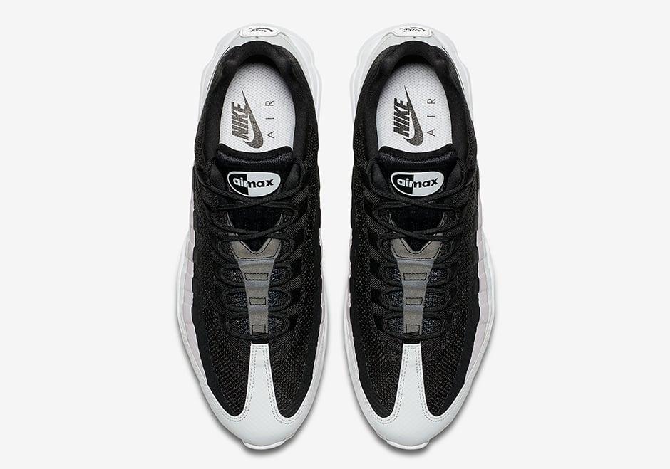 Nike Air Max 95 Ultra Black White Pink