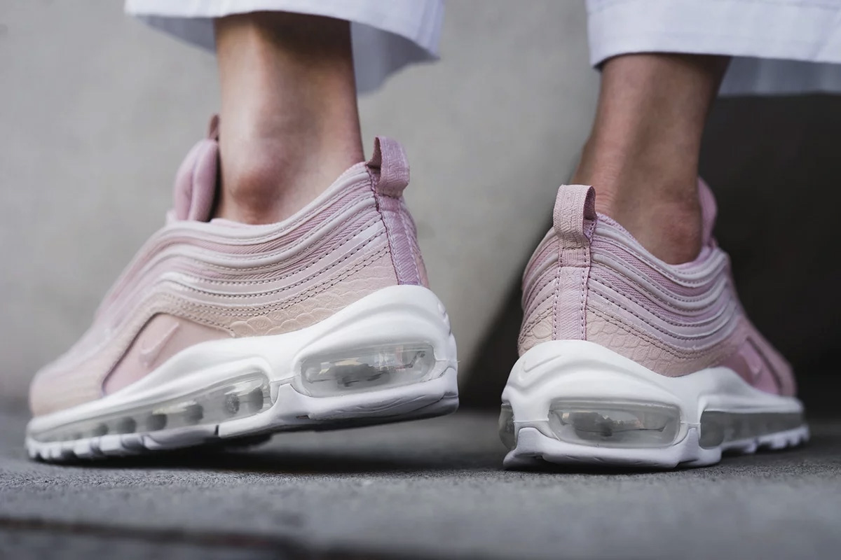 Nike Air Max 97 Pink Snakeskin Release Date