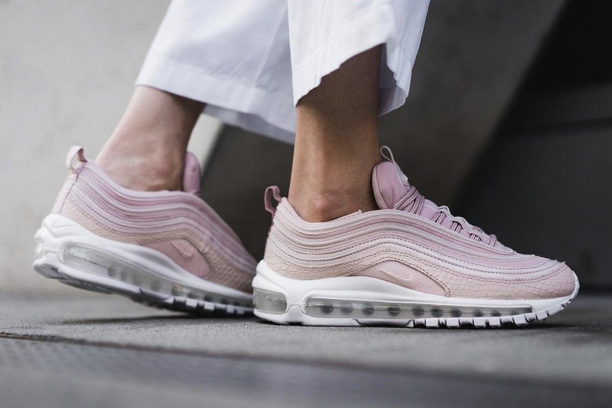 Nike Air Max 97 Pink Snakeskin 917646-600 Release Date | SneakerFiles