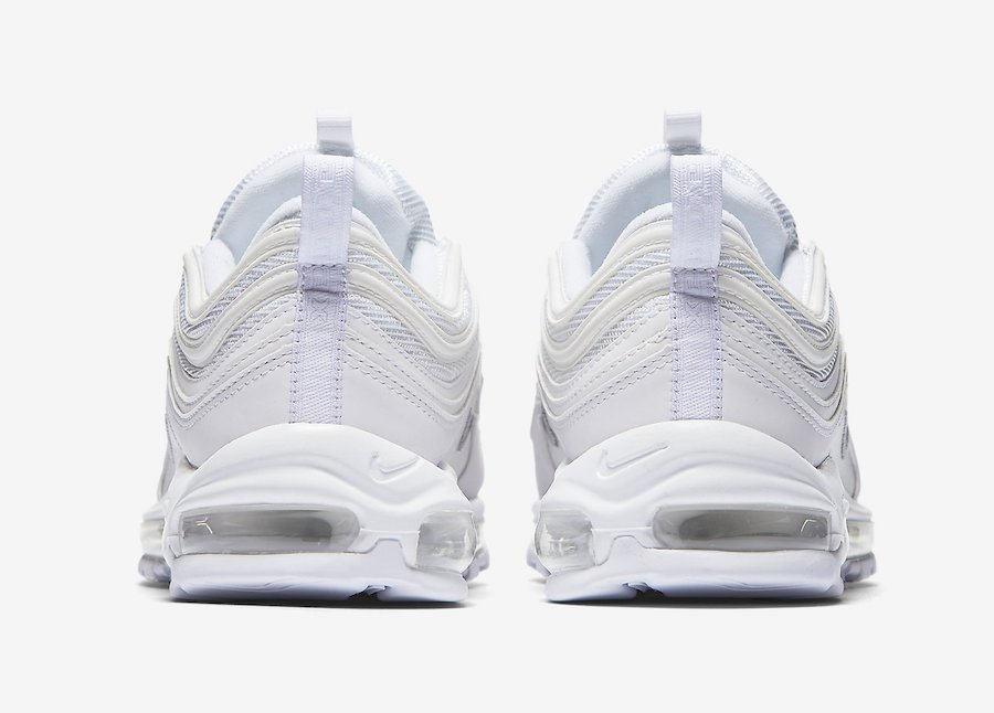 Nike Air Max 97 Triple White 921826-101 Release Date