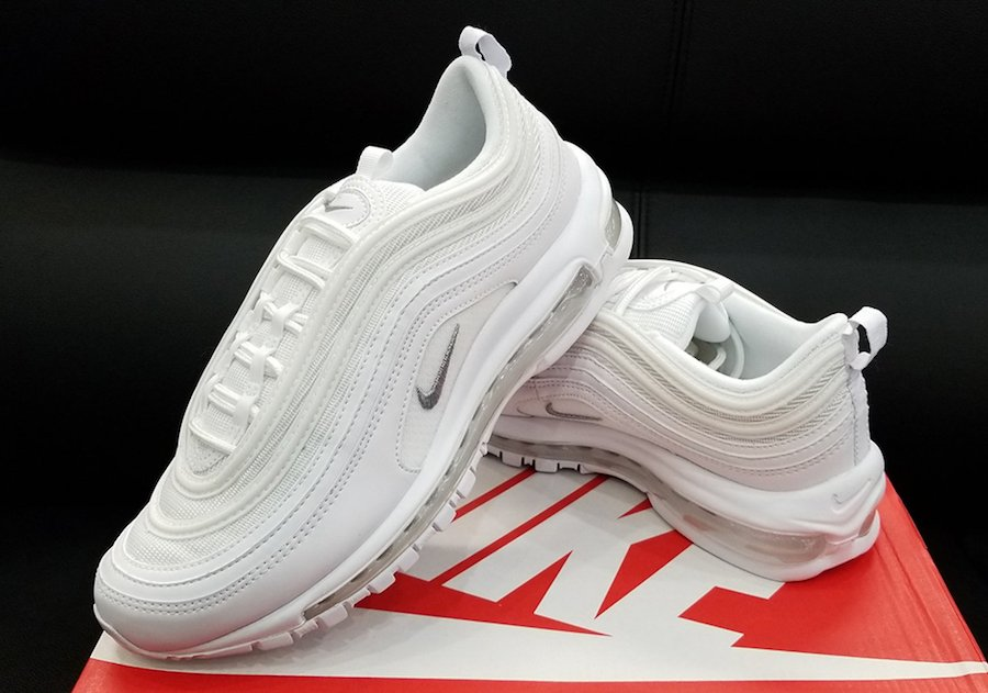 Nike Air Max 97 Triple White Release Date