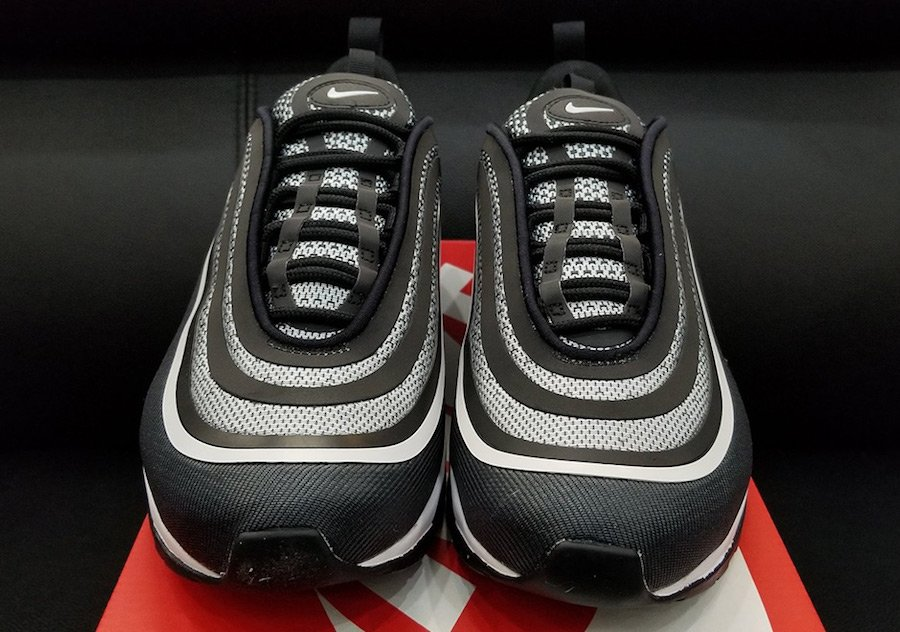 air max 97 black size 4