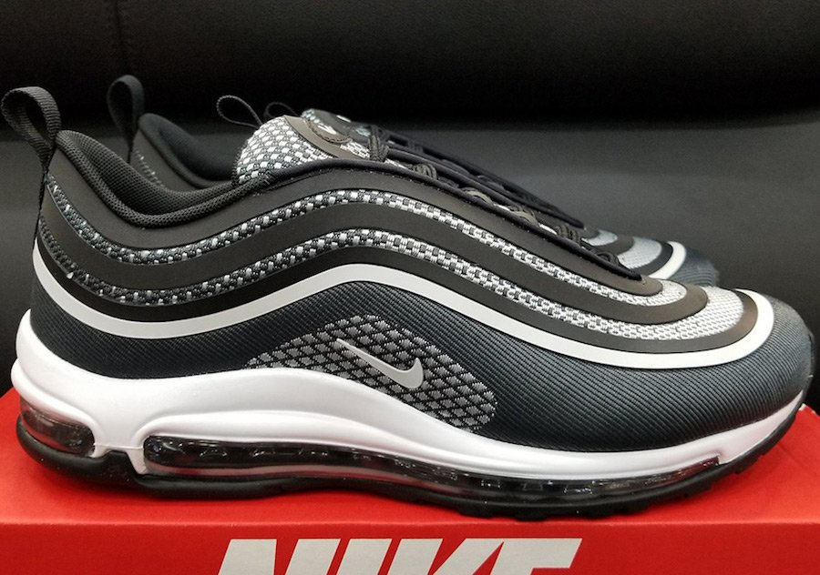 Nike Air Max 97 Ultra 17 Anthracite 918356 001 Release Date