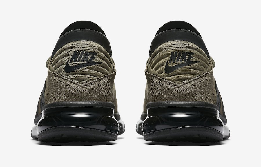 Nike Air Max Flair Olive Black Release Date