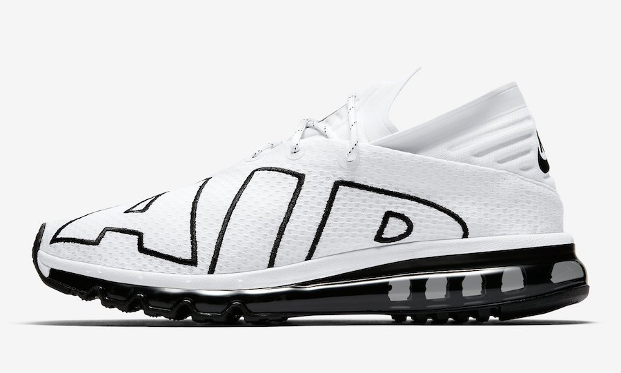 Nike Air Max Flair White Black Release Date