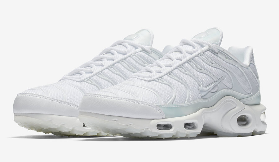 Nike Air Max Plus Ice Blue Release Date