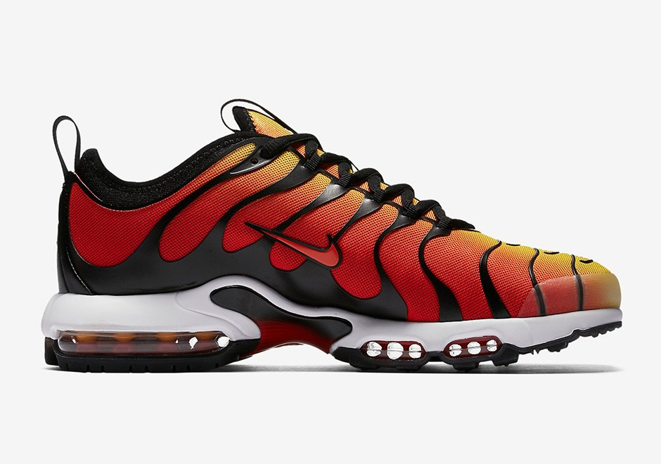 Nike Air Max Pluss Tn Ultra Tiger Utgivelsesdato s77xQOr