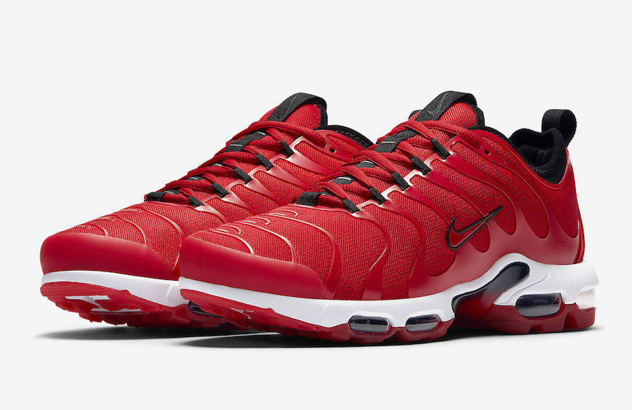 Nike Air Max Plus TN Ultra University Red