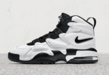 Nike Air Max2 Uptempo White Black 922934-102