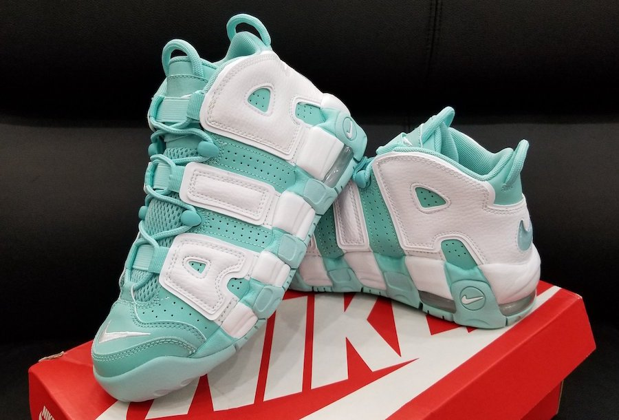 Nike Air More Uptempo Island Green Release Date