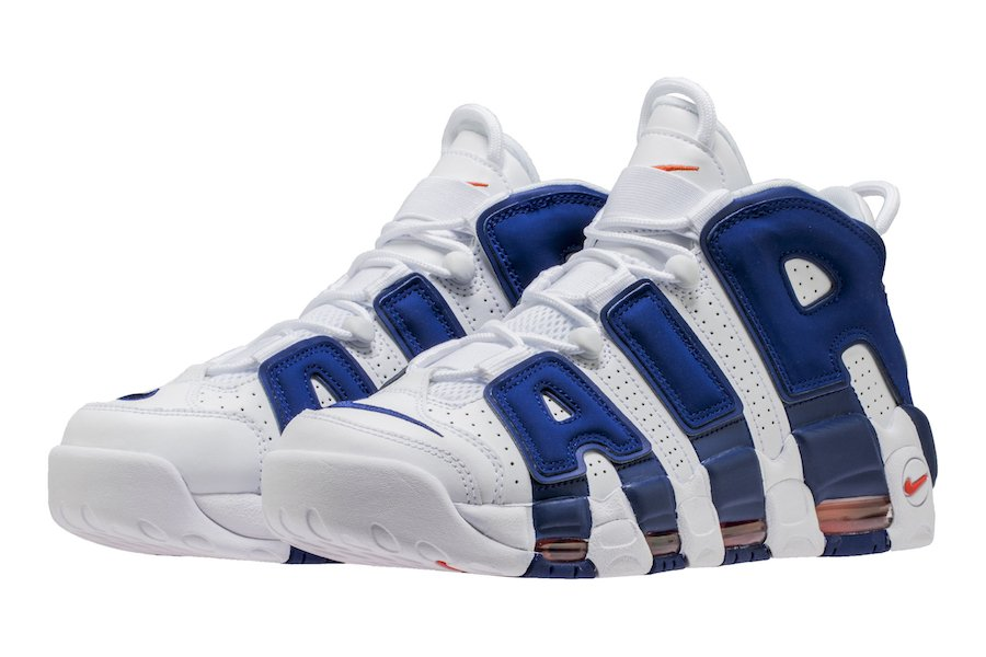Nike Air More Uptempo Knicks The Dunk 921948-101