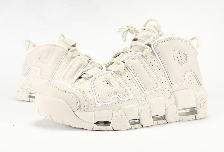 Nike Air More Uptempo Light Bone 921948-001 Release Date  c44e4af5ebf