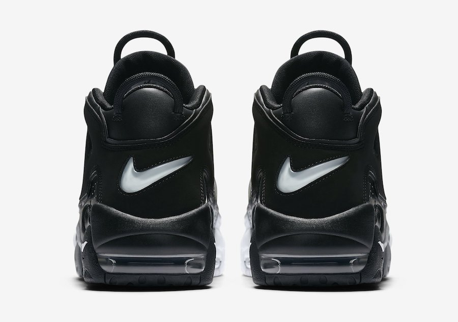 Nike Air More Uptempo Tri-Color 921948-002 Release