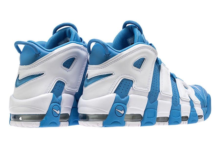 5b66c16f49c52 Nike Air More Uptempo University Blue 921948-401 Release Date ...
