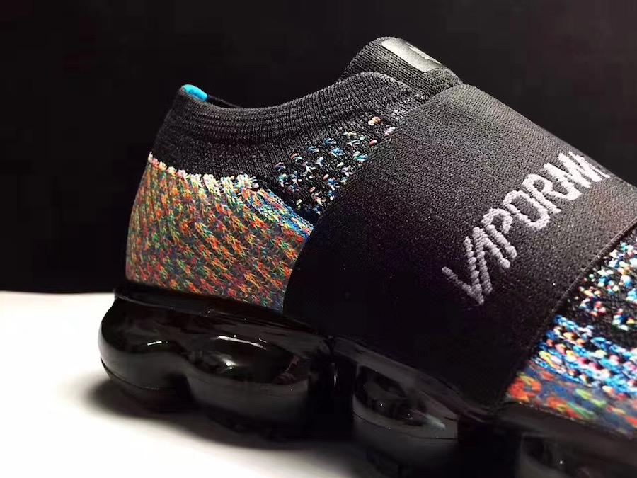 Nike Air Vapormax Strap Multicolor Sneakerfiles