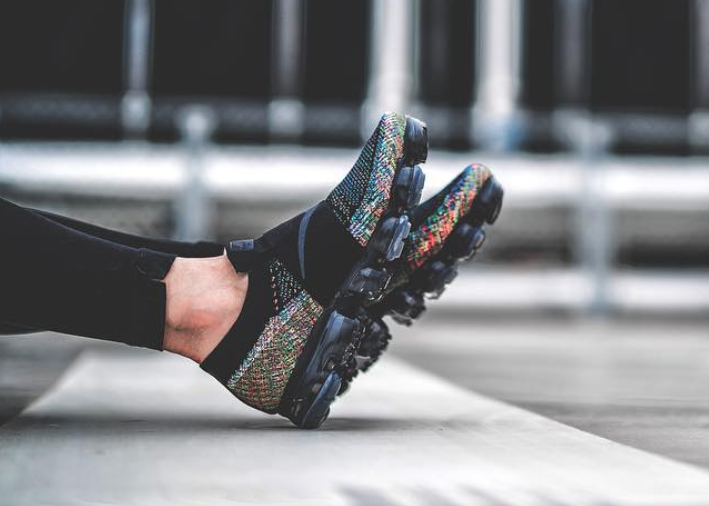 Nike Vapormax Plus On Foot