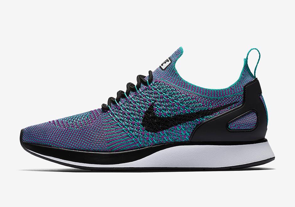 Nike Air Zoom Mariah Flyknit Racer Clear Jade Release Date