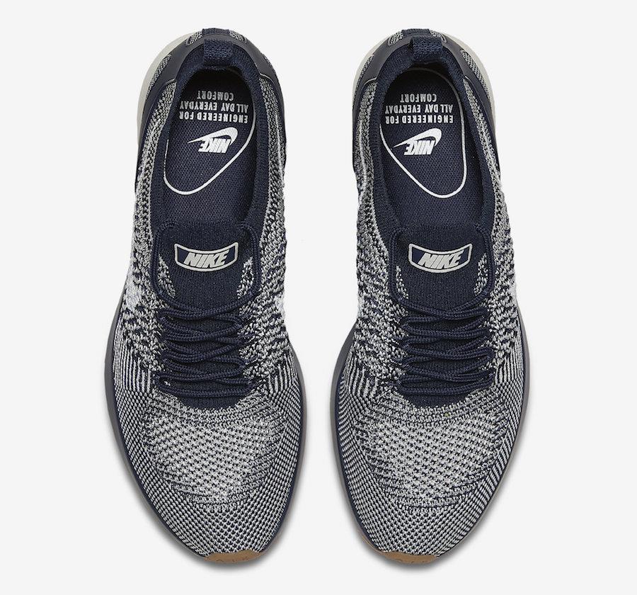 Nike Air Zoom Mariah Flyknit Racer Navy Gum