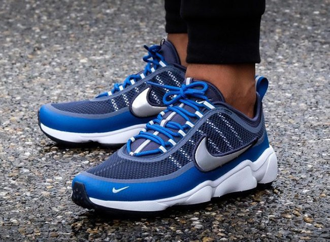 05540276aa896 Nike Air Zoom Spiridon Ultra Armory Blue