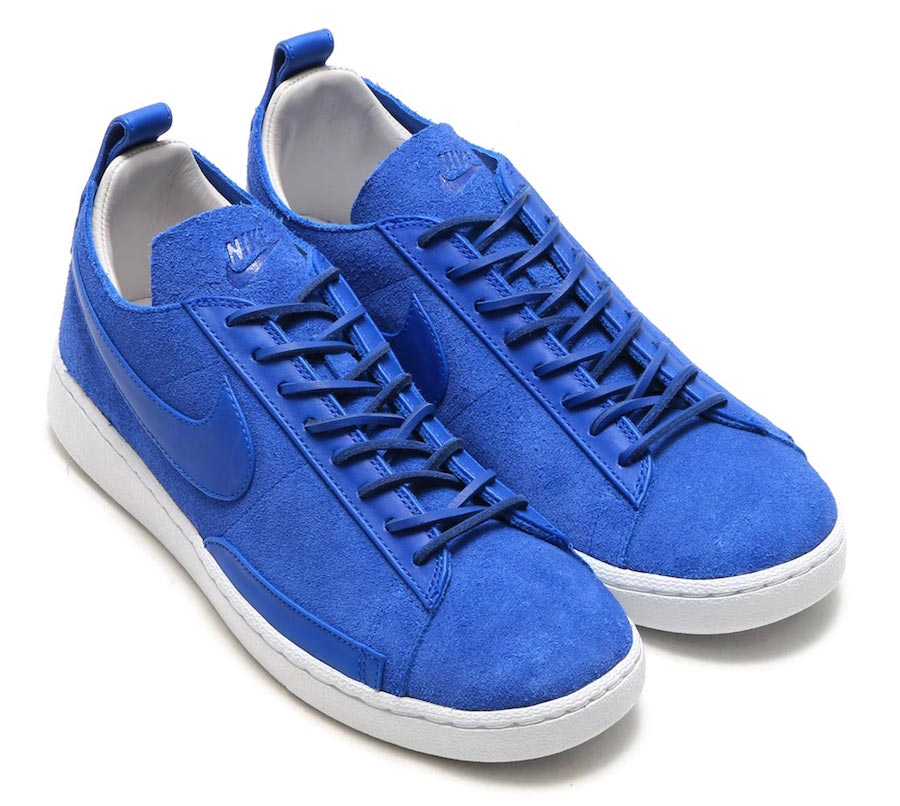 buy online e8289 b8fde Nike Blazer Low CS TC Blue
