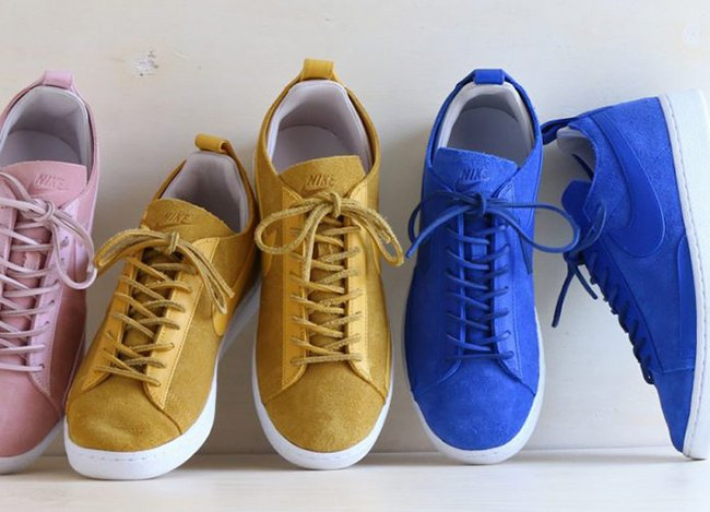 best loved 0113e 8e9e0 Nike Blazer Low CS TC Release Date
