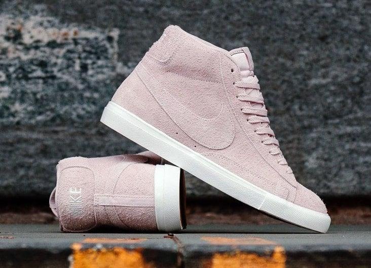 Nike Blazer Mid Silt Red 371761-607