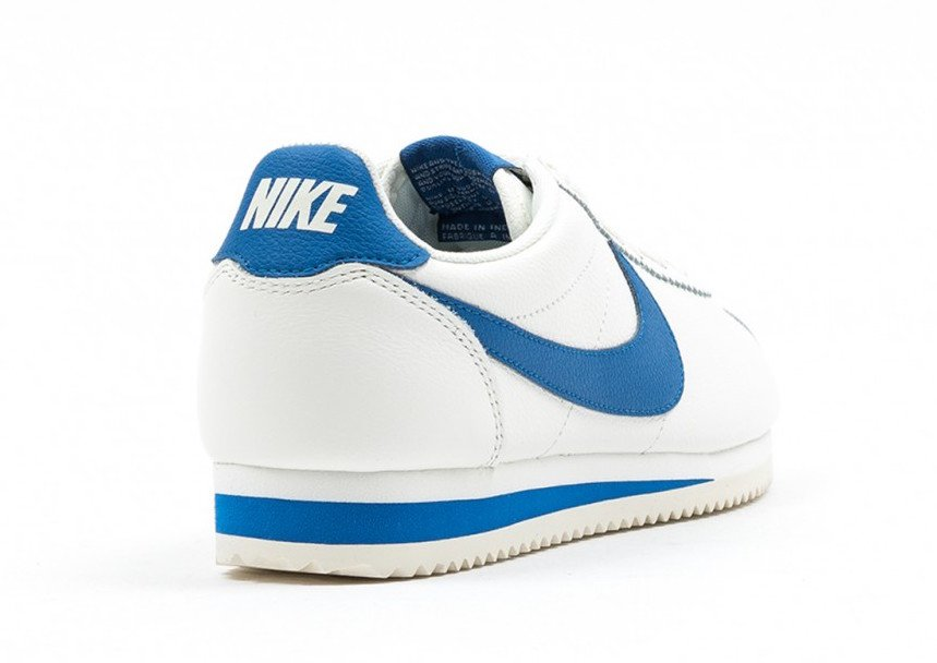 the latest f44ba 5cc9f Nike Cortez Blue Jay