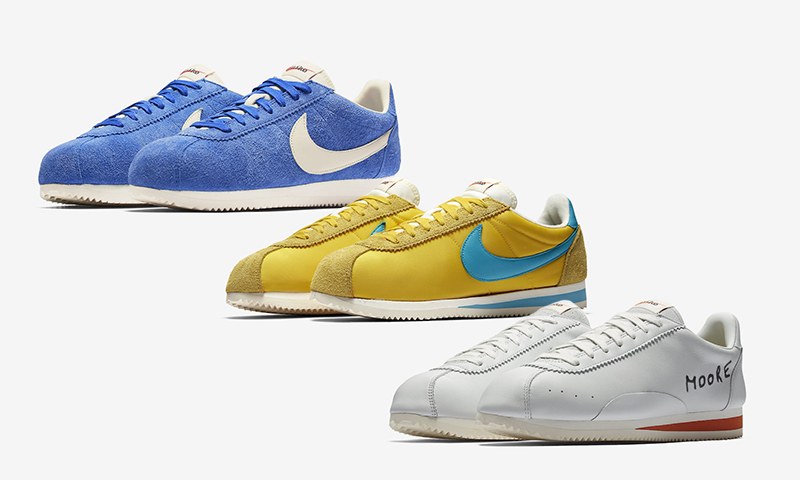Nike Cortez Kenny Moore Collection