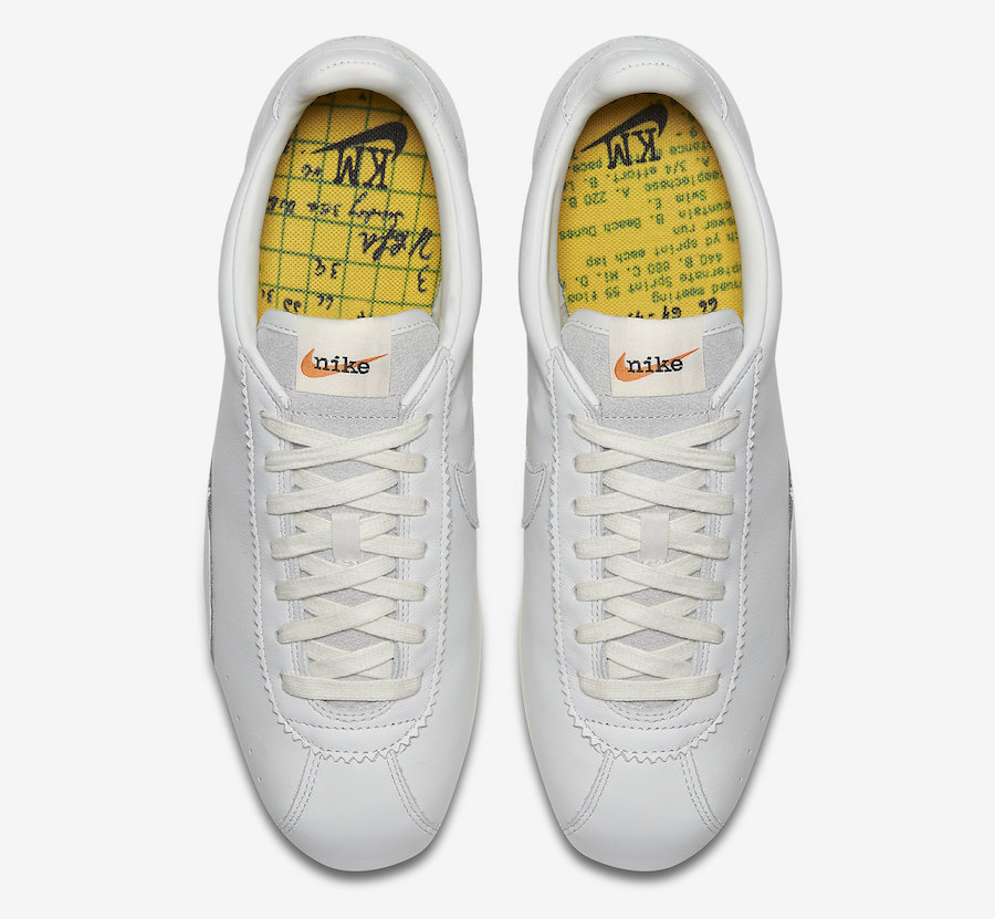 Nike Cortez Kenny Moore Off-White 943088-100