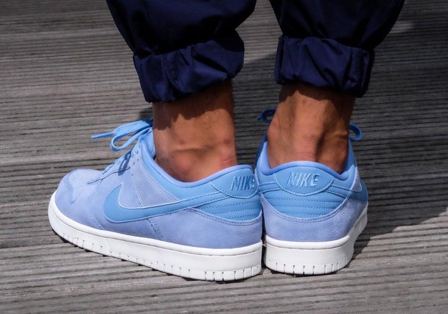 Nike Dunk Low December Sky Blue