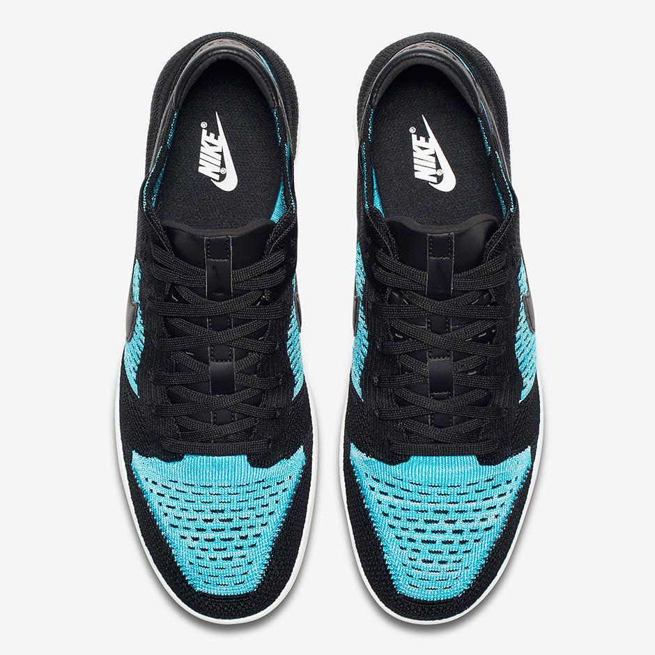 Nike Dunk Low Flyknit Chlorine Blue