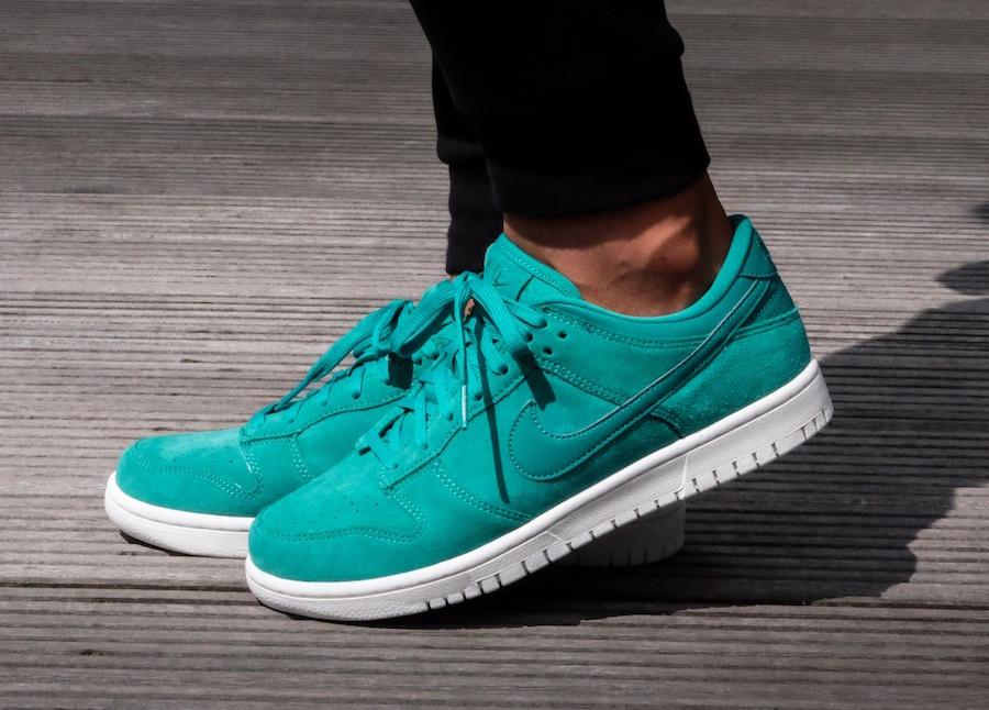 Nike Dunk Low Neptune Green