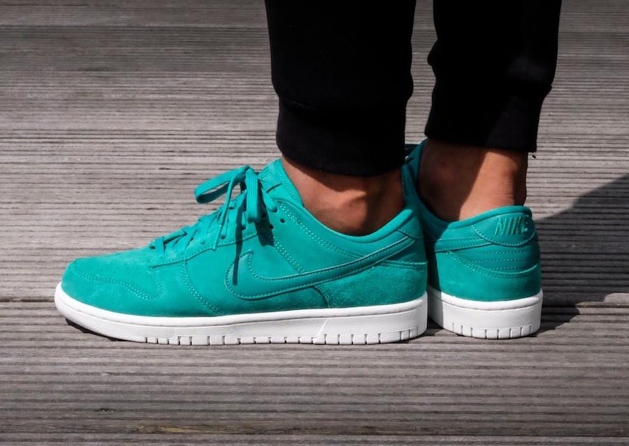 Nike Dunk Low Neptune Green 921307-300  6fae7839d