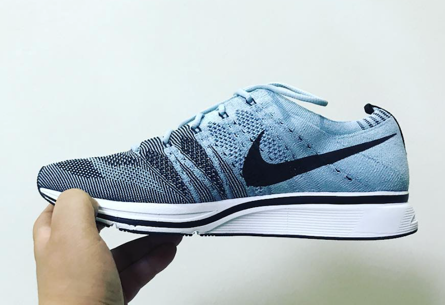 lowest price 9143c ec053 ... Nike Flyknit Trainer Cirrus Blue Release Date ...