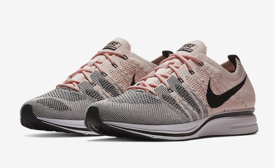797d686dc37b Nike Flyknit Trainer Sunset Tint AH8396-600 Release Date
