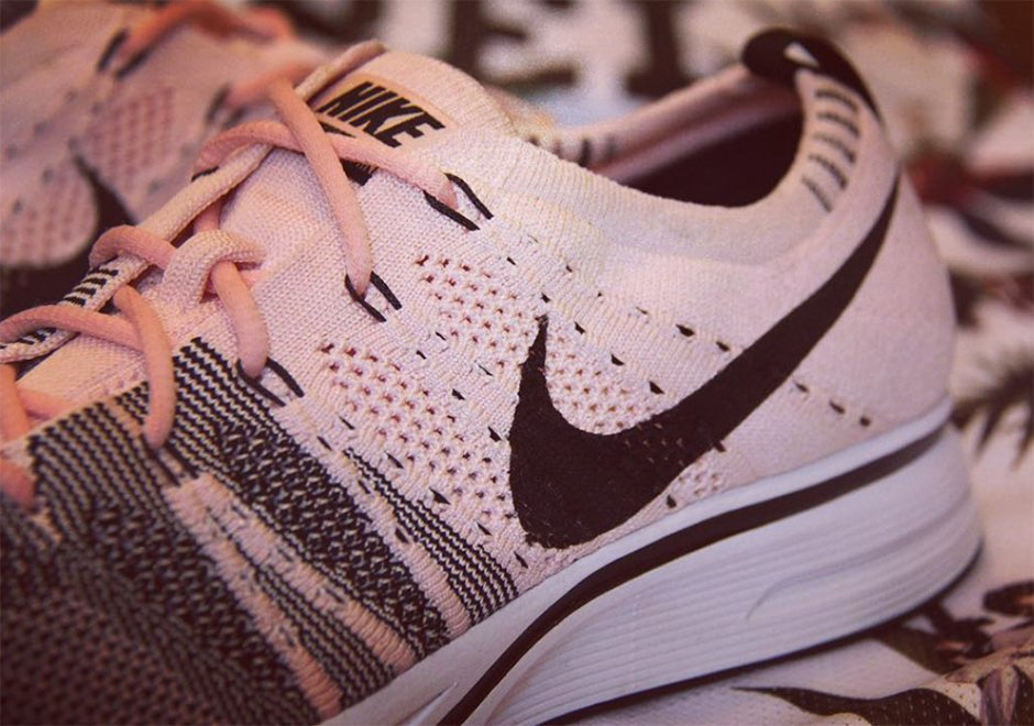 3befd96dcce0 Nike Flyknit Trainer Sunset Tint AH8396-600 Release Date