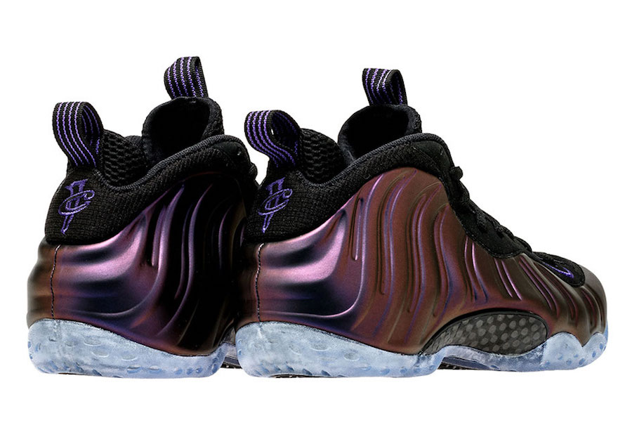 891c3a5512181 Nike Air Foamposite One Eggplant 2017 Release Date