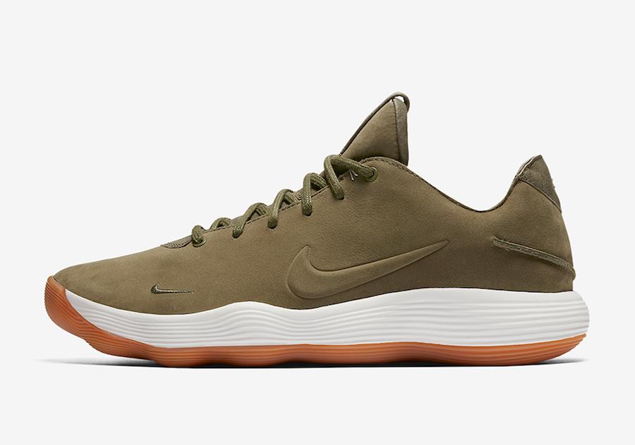 Nike Hyperdunk 2017 Low Olive Gum Release Date
