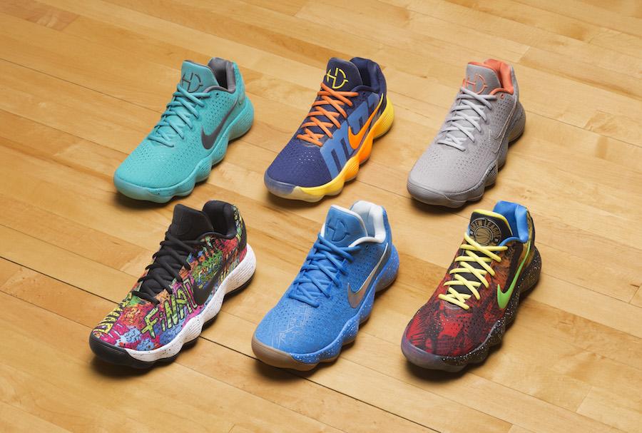 Nike Hyperdunk 2017 Low City Pack