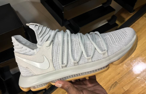 Nike KD 10 Light Bone Gum Release Date
