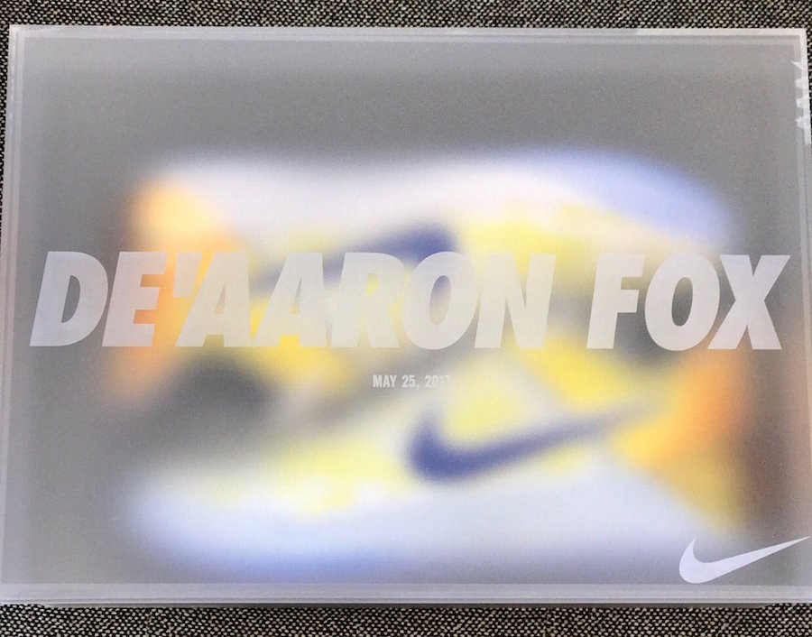 Nike Kobe AD Dragonball PE De'Aaron Fox