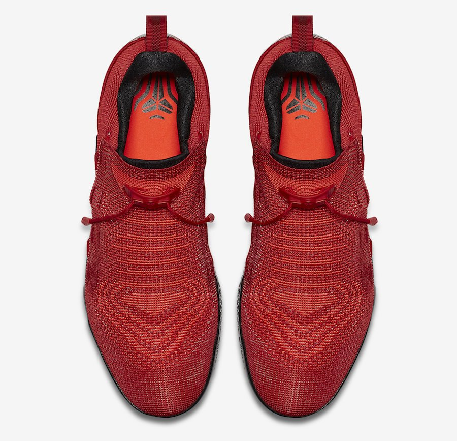 Nike Kobe AD NXT University Red 882049-600 Release Date