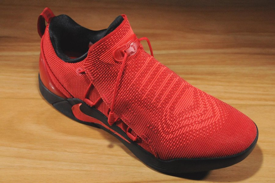 watch 4aab7 918cb Nike kobe AD NXT University Red Release Date