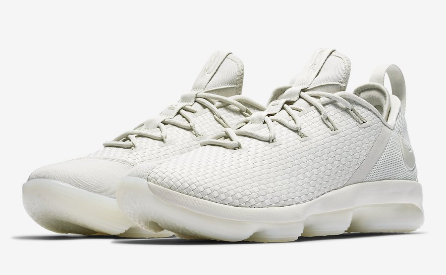 Nike LeBron 14 Low Light Bone