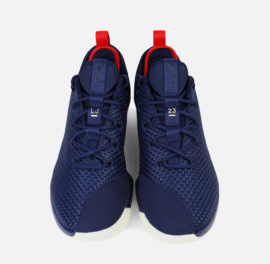 Nike LeBron 14 Low Midnight Navy 878635-400
