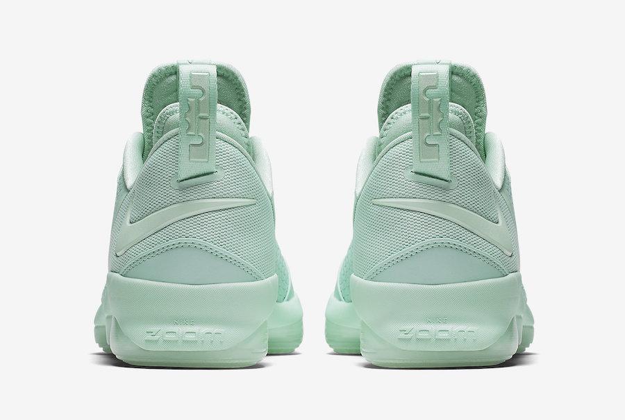 Nike LeBron 14 Low Mint Green Release Date