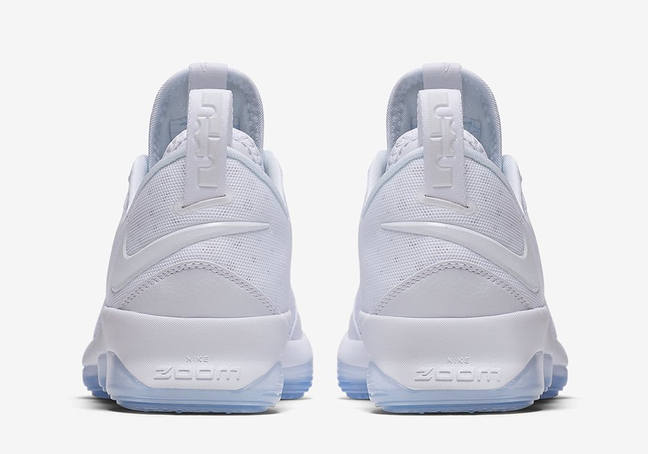 Nike LeBron 14 Low White Ice Release Date