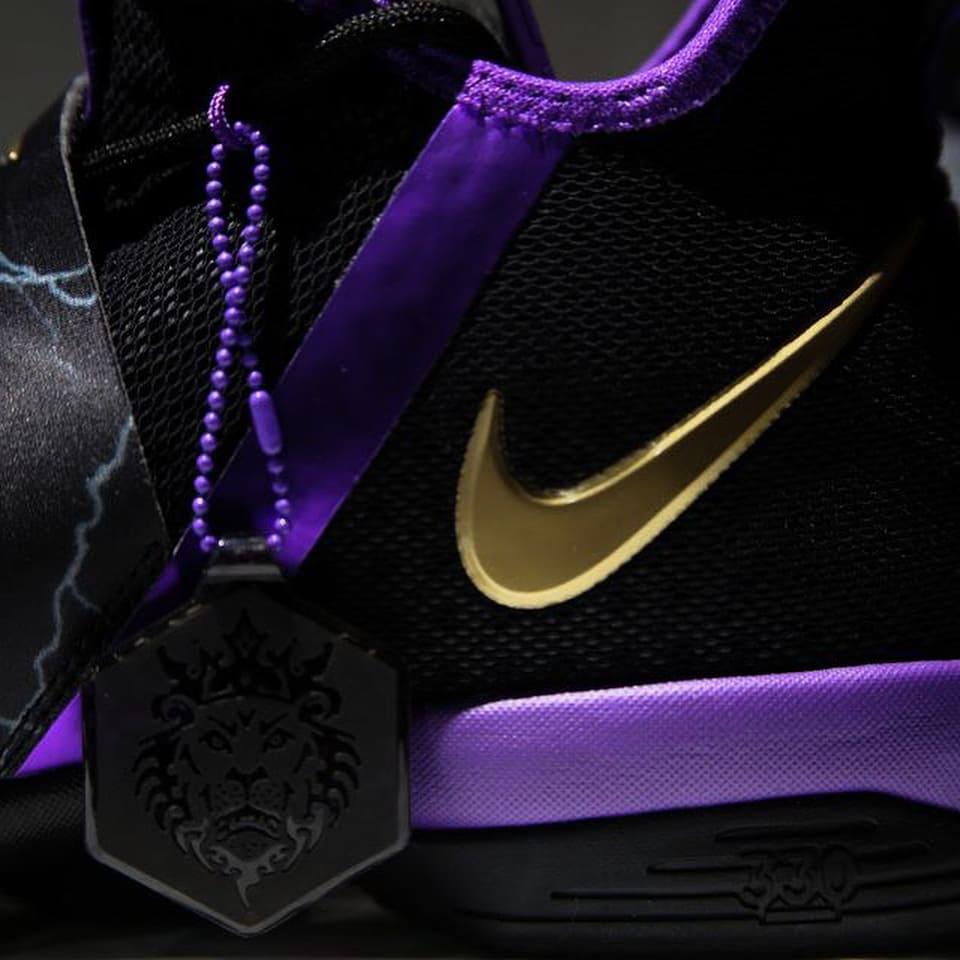 Nike LeBron 14 Undertaker Release Date AA3258-590