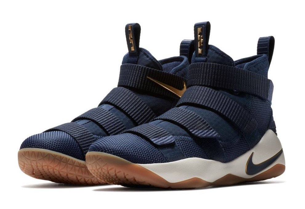 Nike LeBron Soldier 11 Cavs Release Date